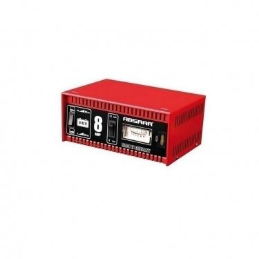 8 amp 6 12v standard absaar battery charger ab108am. Black Bedroom Furniture Sets. Home Design Ideas