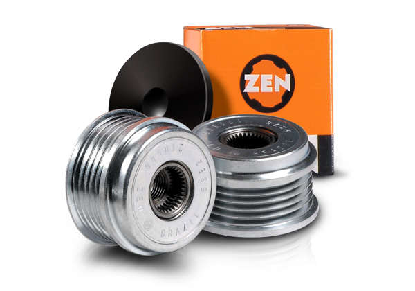 Zen Clutch Pulleys