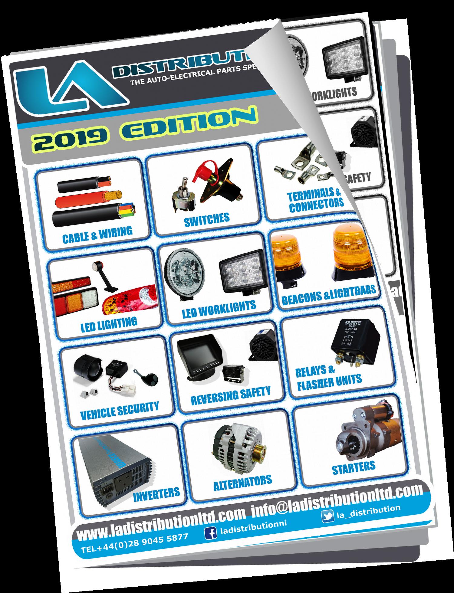 2019 product catalogue